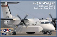 E-9A Widget/DHC8-106 Dash 8 Caribbean Coast Guard Aircraft #APK144003