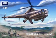 AMP Kits  1/48 R-5/S-51 USAF Rescue Helicopter APK48002