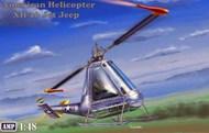 AMP Kits  1/48 Hiller XH26 Jet Jeep USN Helicopter APK48007