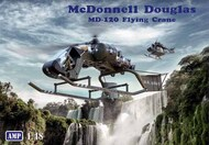 McDonnell MD-120 Flying Crane #APK48015