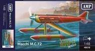 Macchi-Castoldi M.C.72 Schneider Trophy Series - Pre-Order Item #APK48018