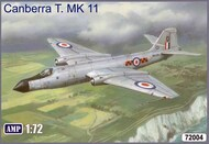 BAC/EE Canberra T.11 including etched parts (Non-bomber variant ONLY) #APK72004