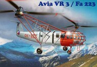 AMP Kits  1/72 Avia Vr3/Fa.223 Transport Helicopter APK72005