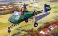Doblhoff WNF342 WWII German Helicopter #APK72006