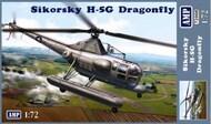AMP Kits  1/72 Sikorsky H5G Dragonfly Helicopter APK72008