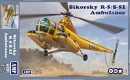 Sikorsky R-5/S-51 Ambulance #APK72012