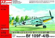 Messerschmitt Bf.109F-4/B
