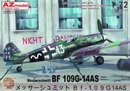Messerschmitt Bf.109G-14AS 'Reich Defence' #AZM76042