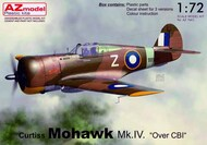 Mohawk Mk.IV 'Over CBI' (with new fuselage) #AZM76043