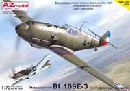 Messerschmitt Bf.109E-3 'In Yugoslavian Service' #AZM76088