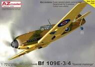 Messerschmitt Bf.109E 'Special Markings', Pt.II #AZM76089
