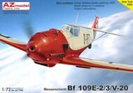 Messerschmitt Bf.109E-2/3/V20 #AZM76090