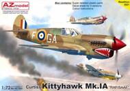 Curtiss Kittyhawk Mk.IA 'RAF & SAAF' #AZM76093