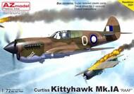 Curtiss Kittyhawk Mk.IA RAAF #AZM76094