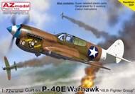 Curtiss P-40E '49th FG' #AZM76095