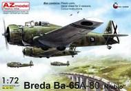 Breda Ba.65A-80 'Over Spain' #AZM7617