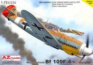 Messerschmitt Bf.109F-4 'H.J. Marseille' #AZM78000