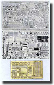 Aber Accessories  1/16 Tiger IE - Basic Set ABR16002