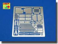 Aber Accessories  1/24 Nissan GT-R R35 ABR24014