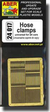 Aber Accessories  1/24 Hose Clamps ABR24017