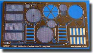 Aber Accessories  1/25 Panther G- Grill Set ABR25003