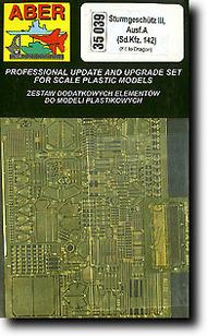 Aber Accessories  1/35 StuG III A Detail ABR35039