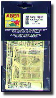 Aber Accessories  1/35 KingTiger Detail ABR35040