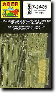 Aber Accessories  1/35 T-34/85 Detail ABR35045