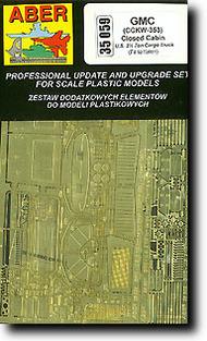 Aber Accessories  1/35 GMC Hard Cab Detail ABR35059