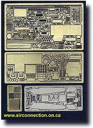 Aber Accessories  1/35 Sd.Kfz.250/8 Neu Stummel ABR35074
