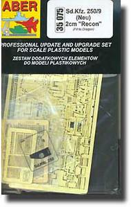 Aber Accessories  1/35 Sd.Kfz.250/9 Neu 2cm Recon ABR35075