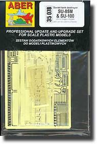 Aber Accessories  1/35 SU-85 & SU-100 Detail ABR35078