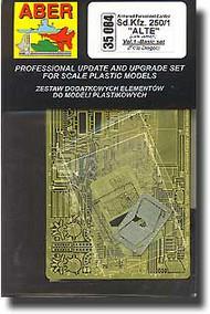Aber Accessories  1/35 Sd.Kfz.250/1 Alt - Basic Set ABR35084
