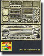 Aber Accessories  1/35 FAMO - Additional Set ABR35094