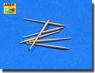 Aber Accessories  1/350 Set of 6 pcs 155 mm barrels for Japan ships : Musashi, Yamato  ABR350L10