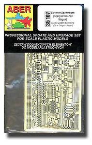 Aber Accessories  1/35 Schwere Spahwagen Detail ABR35107