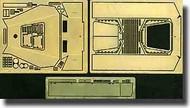 Aber Accessories  1/35 Sd.Kfz.251/1 D - Upper Armor Standard ABR35171