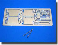 Aber Accessories  1/35 Front and Back Mudguards for Tiger I ABR35A10
