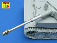 Aber Accessories  1/35 German 88 mm KwK 36 L/56 Barrel with early muzzle brake for Tiger I Early ABR35L076