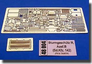 Aber Accessories  1/48 StuG IIIB Detail ABR48004