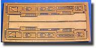 Aber Accessories  1/48 Stug III B & Panzer III L Fenders ABR48005