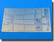 Aber Accessories  1/48 King Tiger Side Skirts and Fenders ABR48036