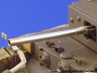 Aber Accessories  1/48 British Q.F., 6 pdr. 57 mm Mk.III Barrel ABR48L08