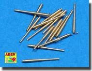 Aber Accessories  1/700 Set of 16 pcs 105 mm SFLAK barrels used in C/33 mount for German ships ABR700L16