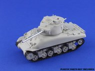Aber Accessories  1/72 U.S. 76 mm M1A1 tank barrel for Sherman M4A1 (76w) ABR72L32