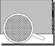 45 Large Dot Treadplate ABRPP03