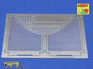 Aber Accessories  1/16 Tiger II Henshel- Vol.3- Anti Mine Mesh ABR16036