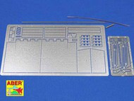 Aber Accessories  1/16 Tiger II - Vol.6- Rear Fenders ABR16039