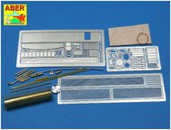 Aber Accessories  1/16 Russian KV-1&KV-2 PE Set Basic ABR16043