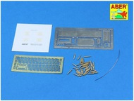 Aber Accessories  1/16 U.S. M2 MG Ammo & Box ABR16047